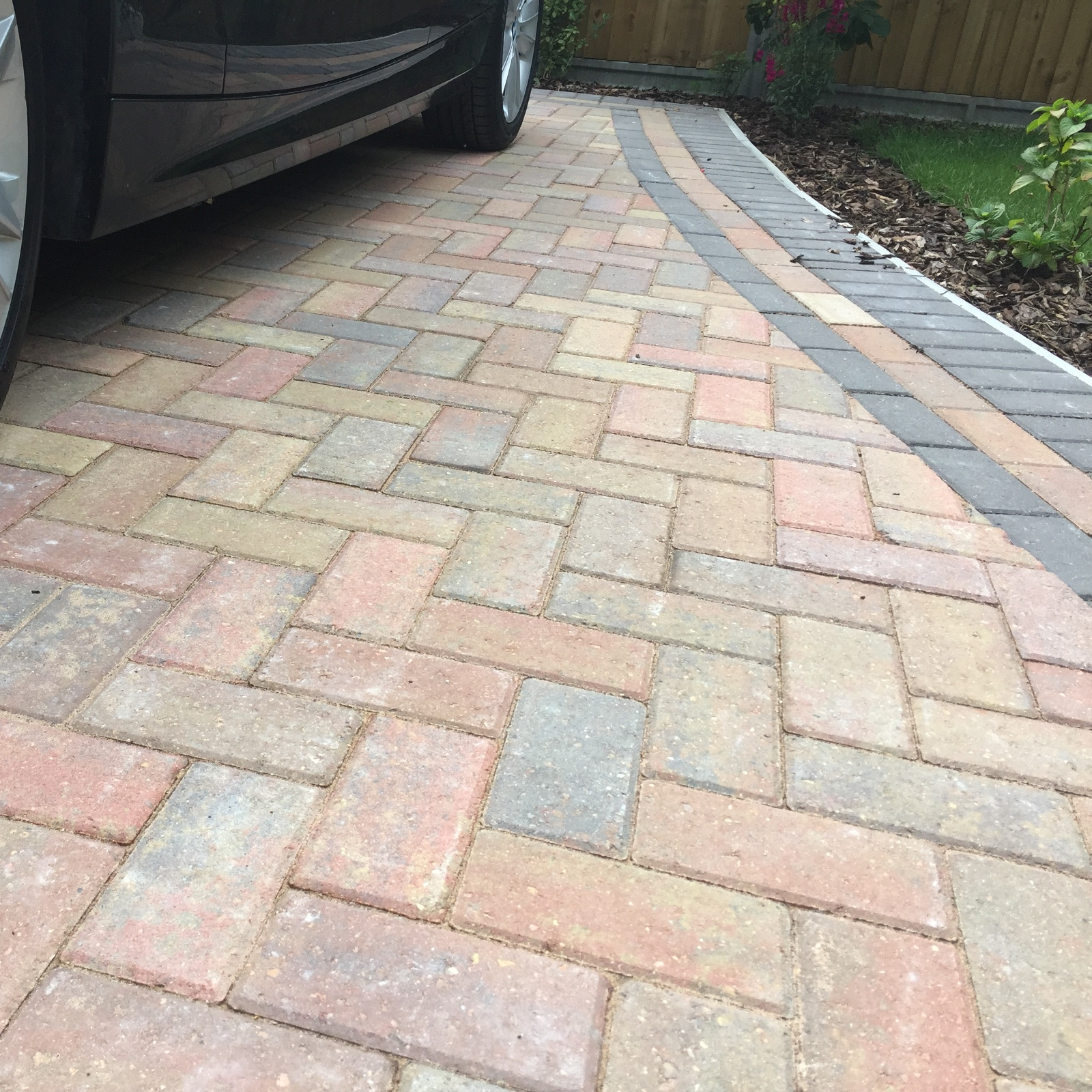 Block Paved Driveways Middlesex
