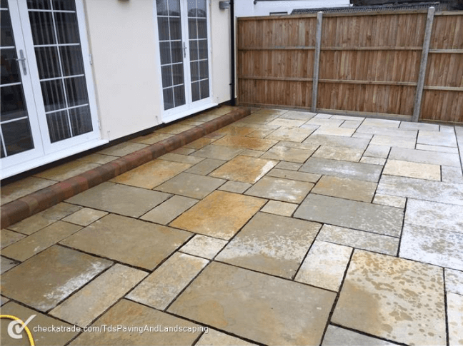 New Patio in Slough