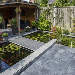 GeoCeramica Porcelain Paving Staines, Middlesex