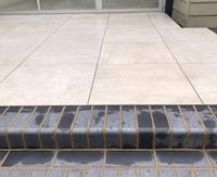 Inside Outside Porcelain Paving West London