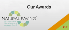 Natural Paving Award Winners